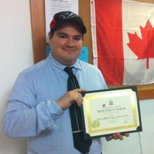 Vancouver TESOL Graduate